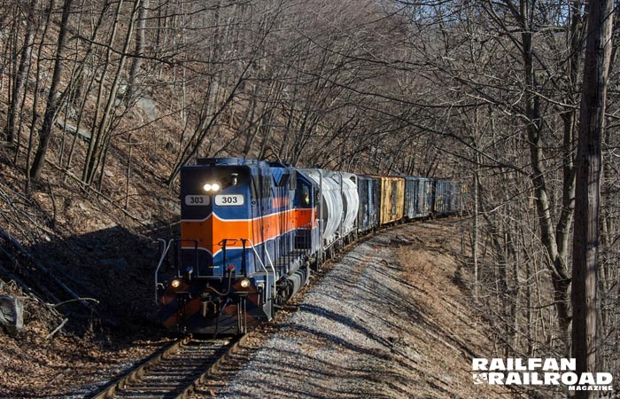 Changing Times on the Maryland Midland