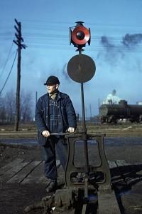 Railroaders: Jack Delano's Homefront Photography