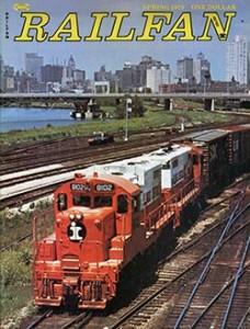 Railfan Spring 1975