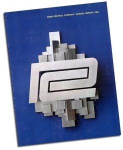 Penn Central Annual Report 1968