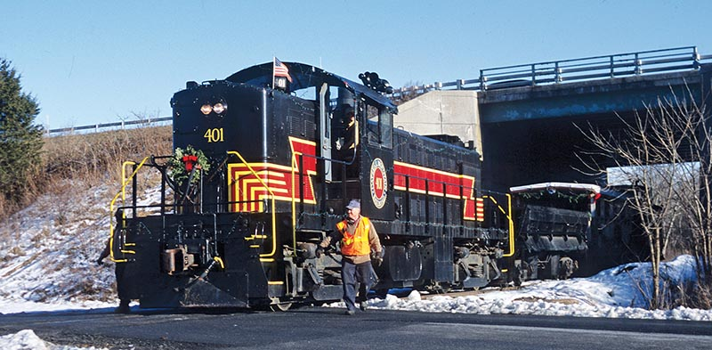 Catskill Mountain Railroad Renews Lease, Looks to Brighter 2021