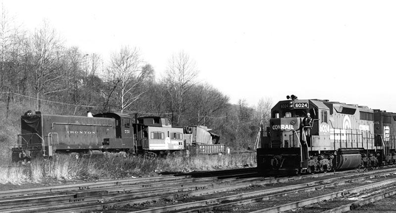 Conrail's Baldwin