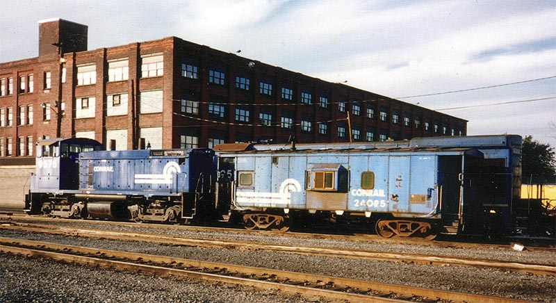 Conrail 40 Years Later