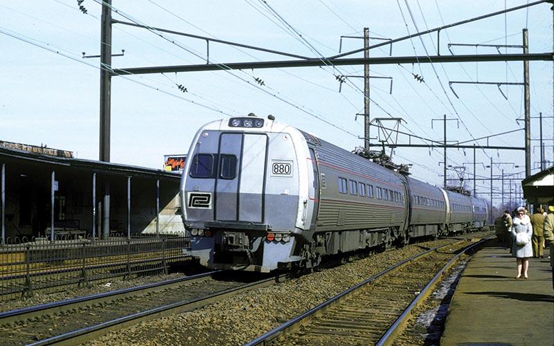 Penn Central Metroliner