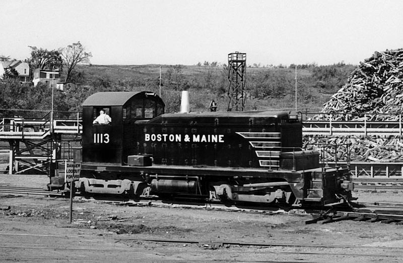 Berkshire Scenic Saves Rare Boston & Maine SW-1