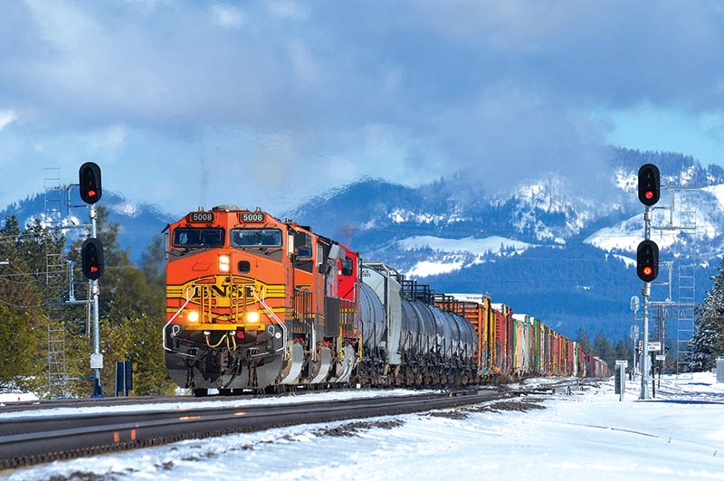 Widening the BNSF Funnel, Again