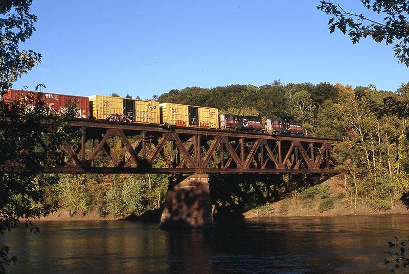 Guilford Pan Am Railways