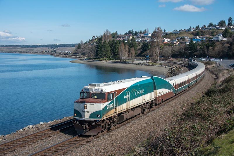 Amtrak Puget Sound