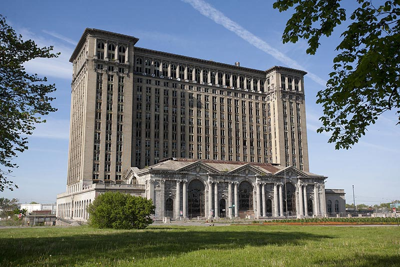 Ford Motor Co. Announces Plans for Michigan Central Station