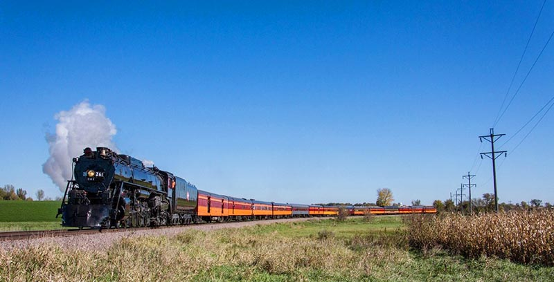 Friends of Milwaukee Road 261 Launch GoFundMe Campaign for PTC Installation