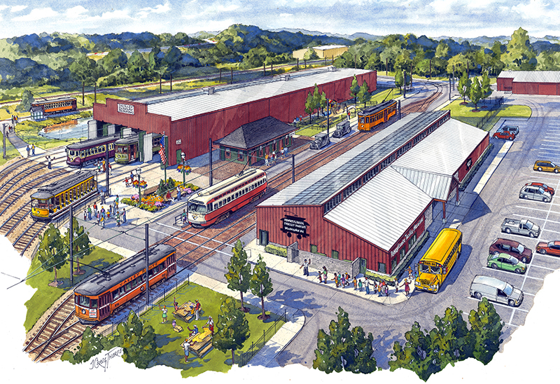 Pennsylvania Trolley Museum