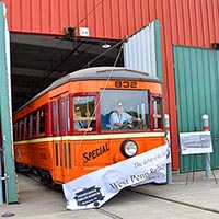 The Pennsylvania Trolley Museum prepares for Expansion