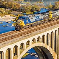Rails Around Richmond