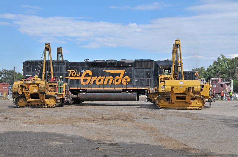 Rio Grande Tunnel Motor