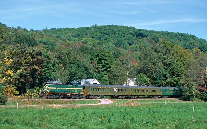 Green Mountain Railroad 405