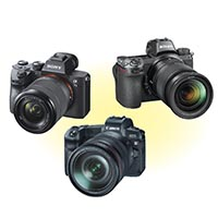 Camera Bag: What's The Deal With Mirrorless Cameras?