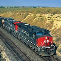 When They Were New: Southern Pacific AC4400CWs