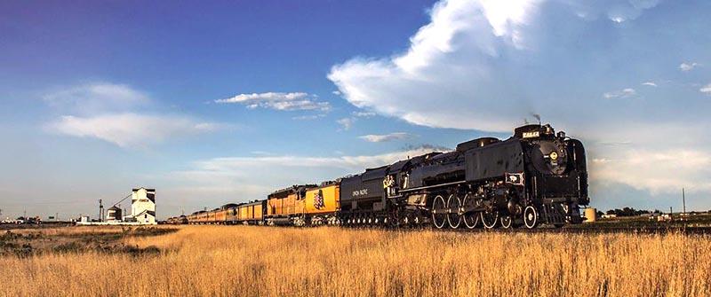 No Cheyenne Frontier Days Train in 2019