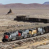 Trona Railway Today