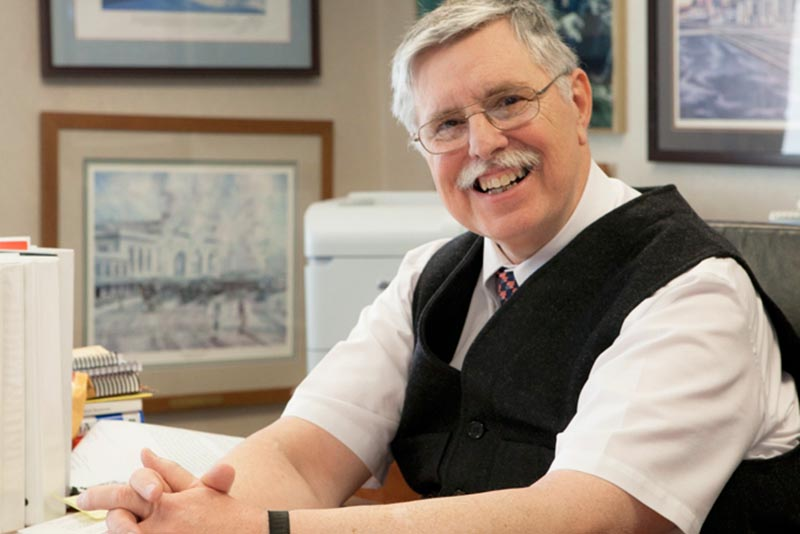 Former Amtrak CEO Joe Boardman Dies
