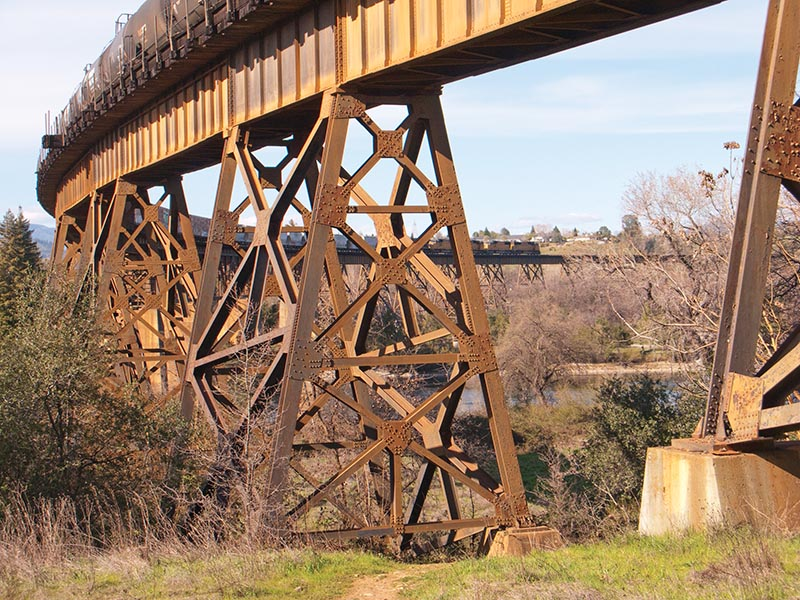 Redding Trestle