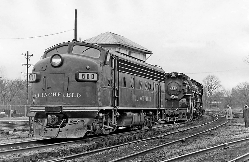 Clinchfield 800