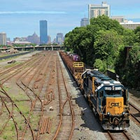 CSX: Leaving Boston