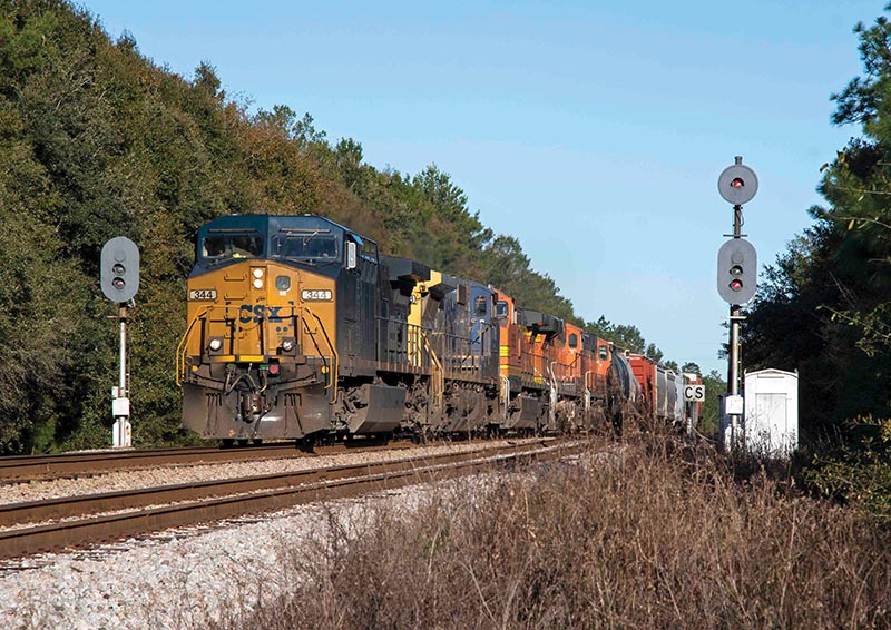 CSX Florida Panhandle