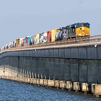 CSX in the Florida Panhandle