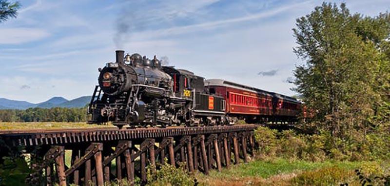 Great Destinations: Conway Scenic Railroad
