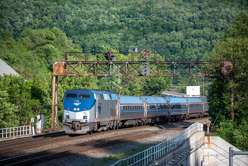 Amtrak CEO to Congress: We Want to Expand