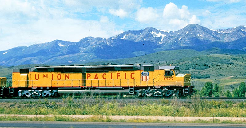 Union Pacific's Locomotive Ambitions