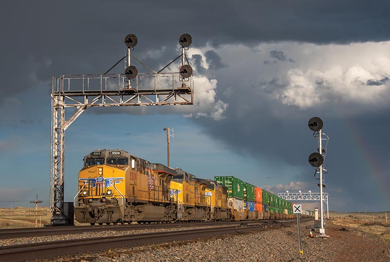 Union Pacific Freight