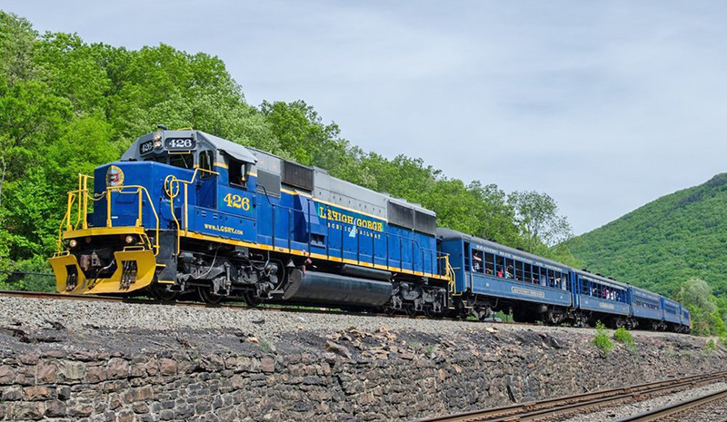 Lehigh Gorge Scenic Railway to end Jim Thorpe operations in November