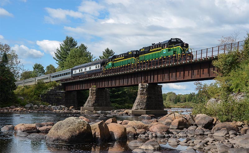 "Adirondack Scenic Railway responds to New York trail plan: ""This Is Not Over"""