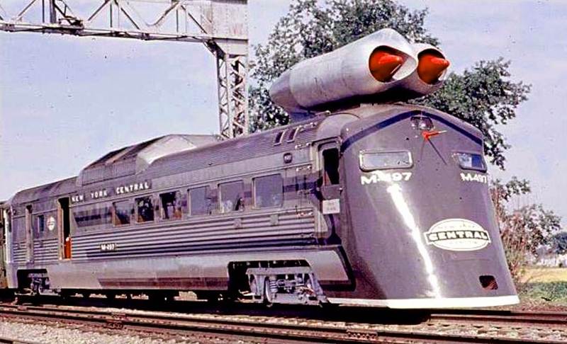 New York Central M-497