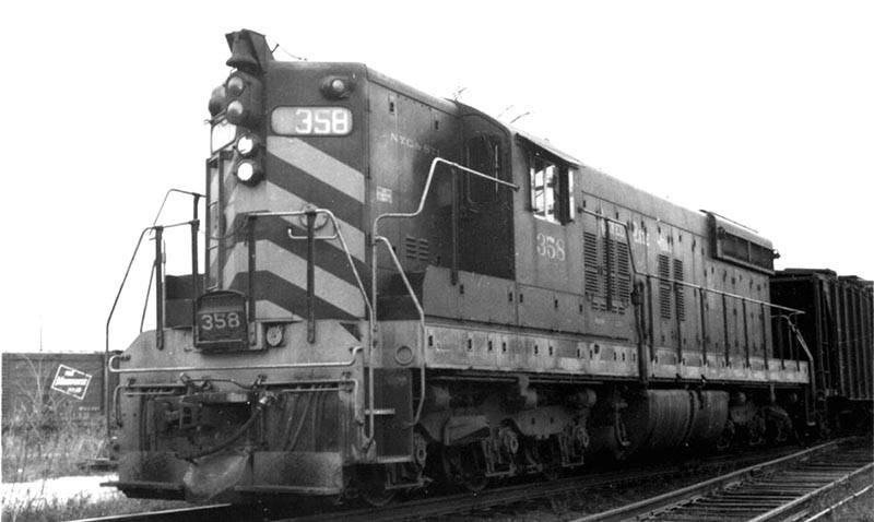 Matching grant for donations toward Nickel Plate 358 restoration