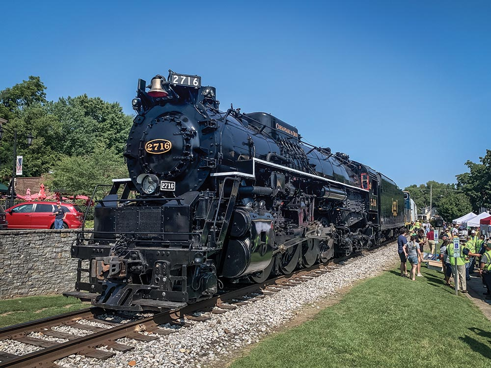 The Kentucky Steam Heritage Story
