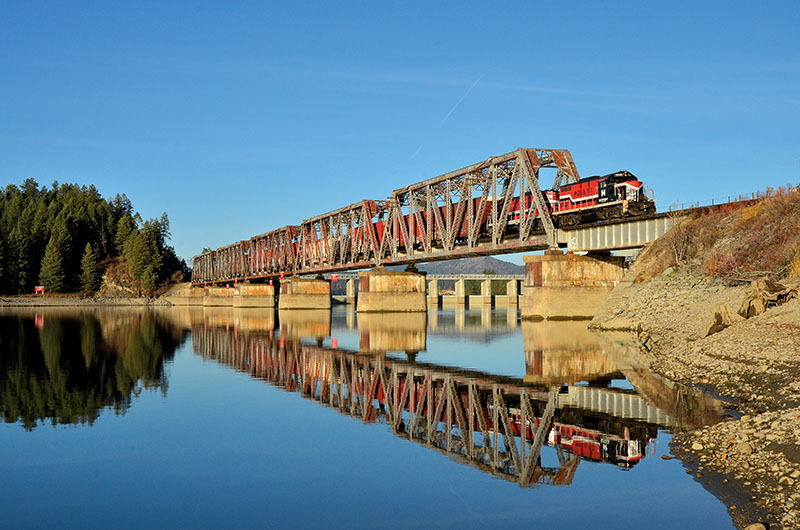 Pend Oreille Valley Railroad