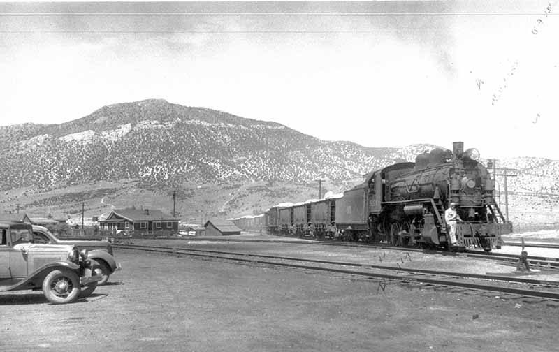 Digging Into The Nevada Northern Archives Railfan Railroad Magazine