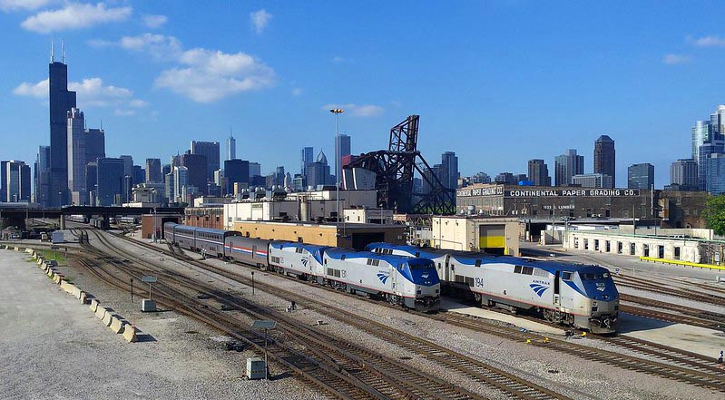 Proposed Surface Transportation Bill Would Triple Funding for Amtrak