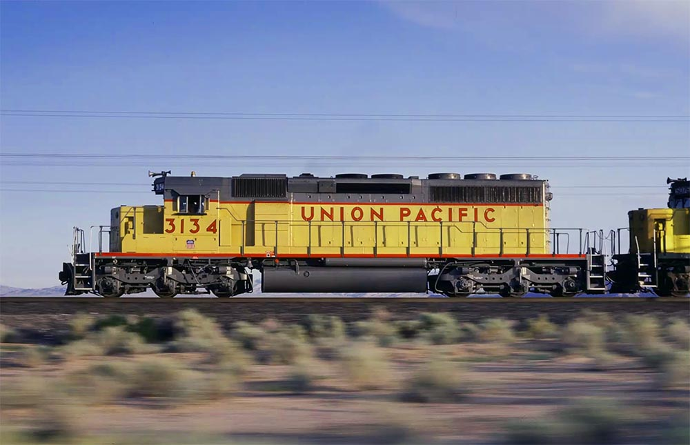 Union Pacific 3134