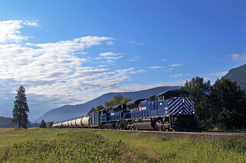 Montana Rail Link, On Edge of Becoming Class One, Asks Feds to Change the Rules