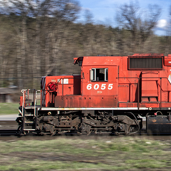 Canadian Pacific Roster of SD40-2 Locomotives Continues to Dwindle