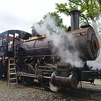 NP 0-6-0 to Make Public Debut in Washington This Weekend