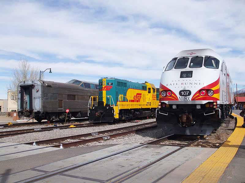 Novelist George R.R. Martin Joins Effort to Save New Mexico Short Line