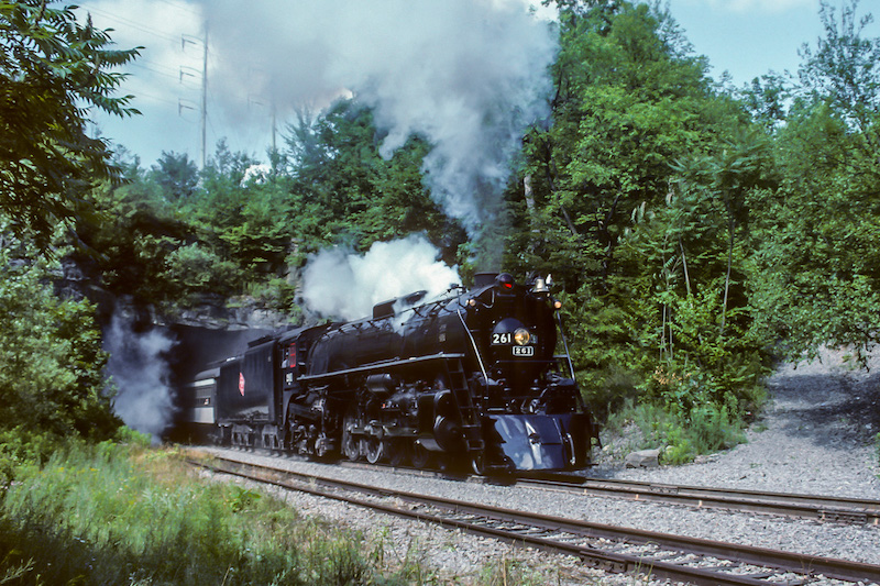 Steamtown's Grand Opening 25 Years Later