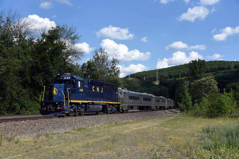Commuter Railroads Slowly Get Back to Normal in the Northeast