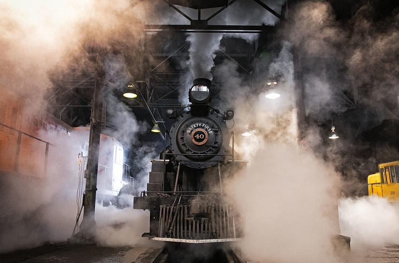Tourist Railroads Start to Reopen Following Coronavirus Closures