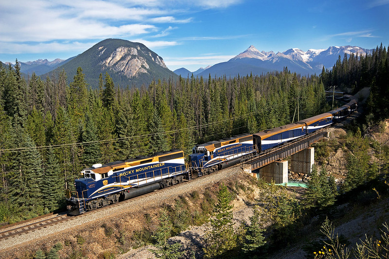 Rocky Mountaineer to Launch U.S. Route in 2021
